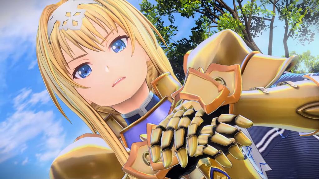 『SAO』ゲーム最新作【ソードアートオンライン アリシゼーション リコリス】世界が君を、決して忘れない──