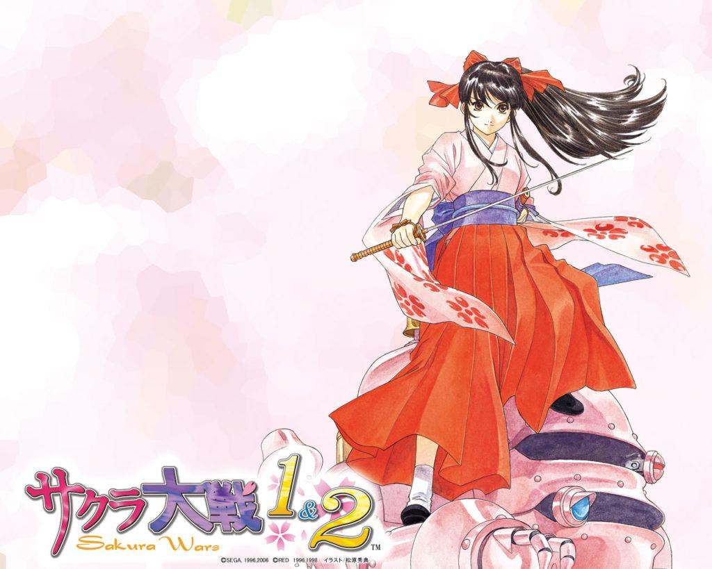【サクラ大戦】批評・感想[SEGA SATURN・Dreamcast]